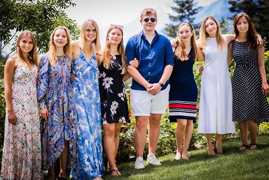 Le Régent International School Graduating Year
