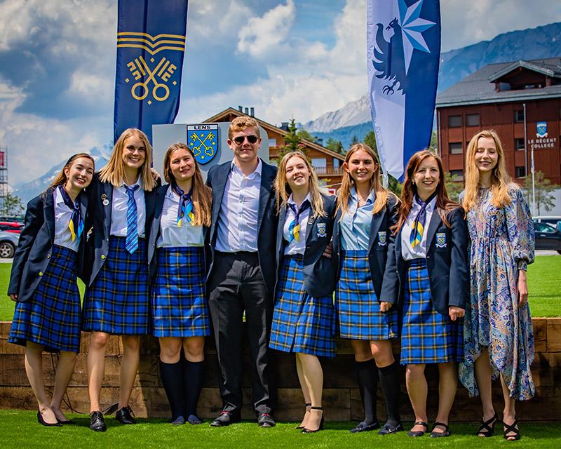 Le Régent International School Graduation 2