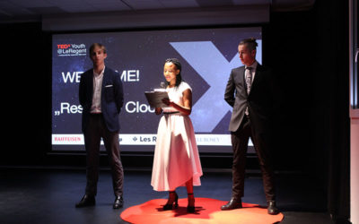 """Reset the Clock"" – Le Régent's very first student-led TEDx"
