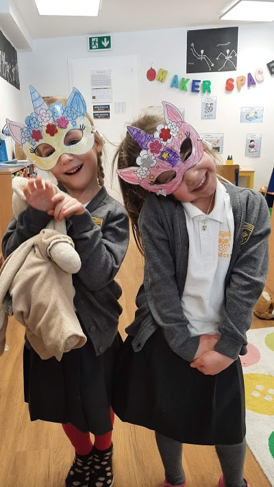 Carnaval at Le Régent International School Bilingual Infant School