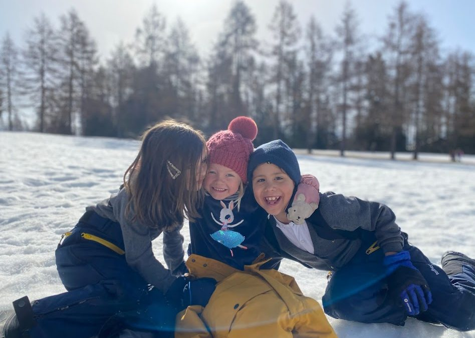 Flashback to Winter Term at the Bilingual Infant School