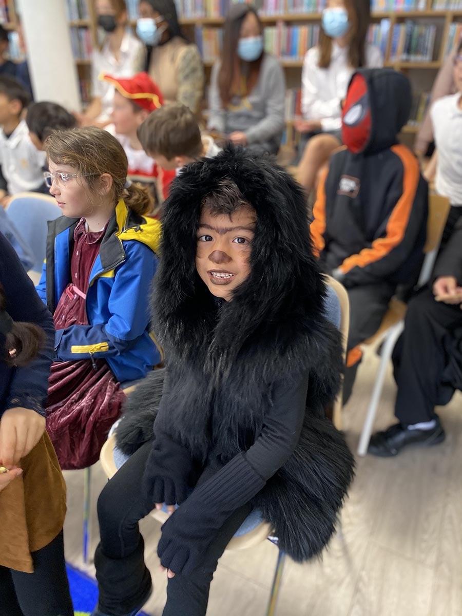 Le Régent International School World Book Day