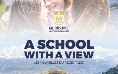 A School with a View: Les Nouvelles du Régent